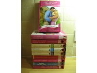 Mills & Boon Large print hard back books £1 Each