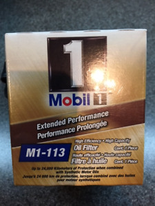 Mobile1 sythetic oil filters M1-113