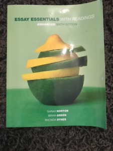 ESSAY ESSENTIALS WITH READINGS ENHANCED 6TH EDITION