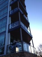 Top Floor Luxury Fully Furnished Whyte Ave Suite Avail Now!