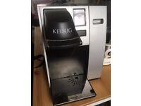 Keurig K150P Multi-Beverage Machine & Severin SM9684 Milk Frother
