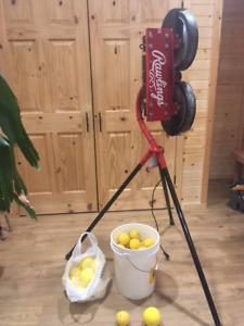 Rawlings Pitching Machine