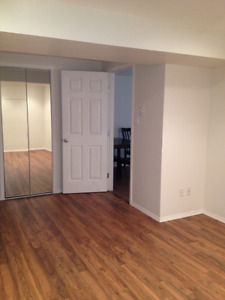 1 bedroom basement suite available March 1/17