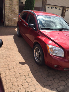 2008 Dodge Caliber Hatchback Sxt