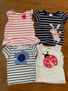 Gymboree matching collection - 11 items