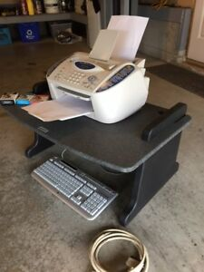 Brother MFC-3100C Inkjet Multifunction Printer w/ stand