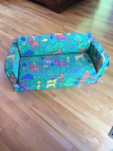 Divan sofa 2 places pour enfant