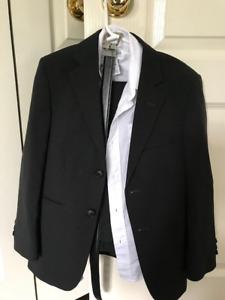 Boys Suit, shirt, pants and belt