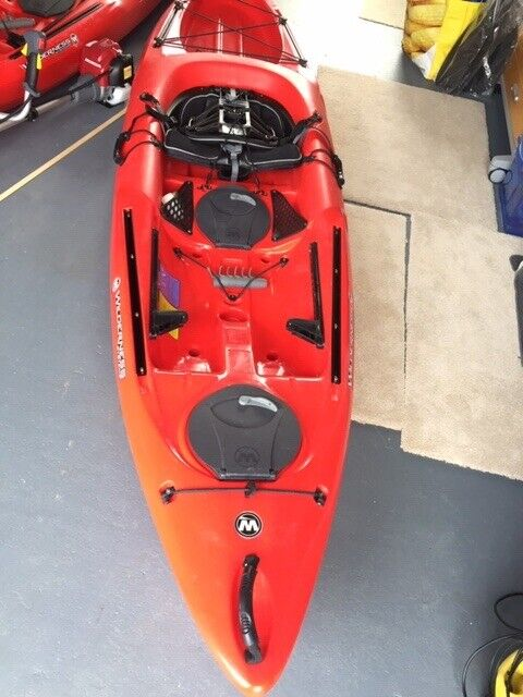 Wilderness Tarpon 100 Kayak In Red In Ross On Wye Herefordshire Gumtree