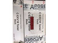 Canon C-EXV18 Black Toner Cartridge