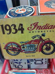 Indian Motorcycle Signs London Ontario image 2
