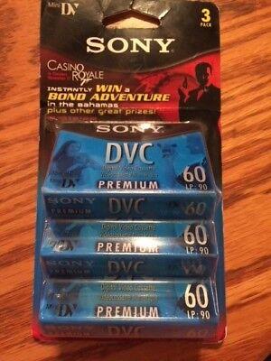 Кассеты и диски Sony DVC Digital