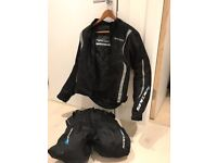 Motorbike/scooter jacket & trousers for women - Size S/M