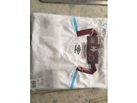 WestHam 2016-2017 Official Mens Away Shirt - £25