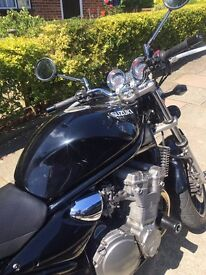 Suzuki Bandit Gsf 600 Black A Real Beauty