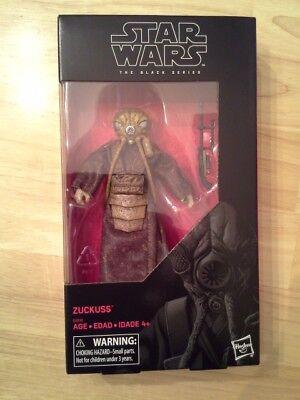 Star Wars Black Series 6 inch Zuckuss
