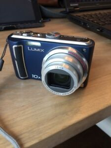 Appareil photo compact Panasonic TZ5