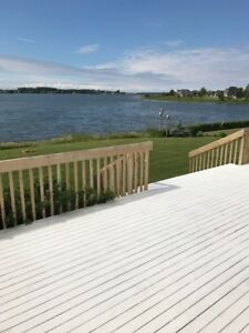 House For Rent on the Water in Summerside Heat/lights Included