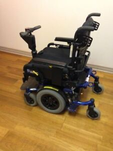 Quickie® Xcel - Bariatric Power Wheelchair - Used