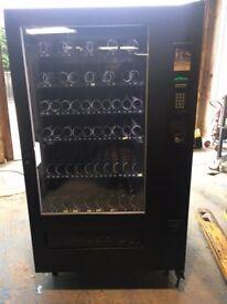 Crane Ultraflex Combination Vending Machine