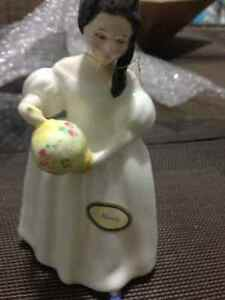 Royal Doulton Figurines Mandy Elaine The Balloon Seller Baby New Cambridge Kitchener Area image 4