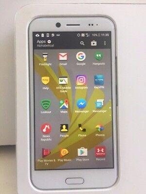 HTC Bolt - 32GB - Glacier Silver Sprint Clean ESN   1118