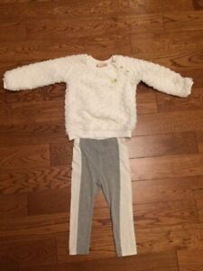Juicy Couture outfit 24 months