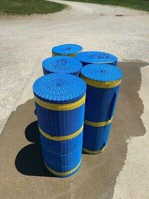 Plastic Modular Conveyor Belting Bulk Rolls 5 Pack