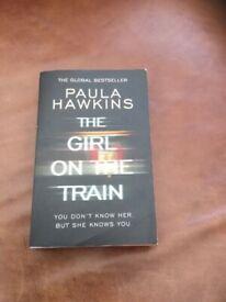 The Girl on the Train * psychological thriller * - Paula Hawkins - Book / Novel
