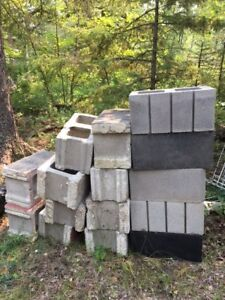 Concrete Blocks for supports or crafting