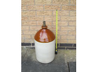 Earthenware Jar ~4 gallon