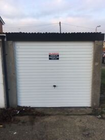 5 X garages to rent on Canvey