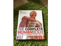 The Complete Human Body, Book, Revision, Anatomy and Physiology, Biology, Nursing, Revision