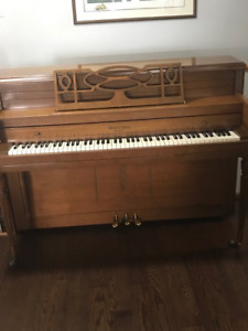 Mason & Risch Piano- Well Maintained and Tuned!