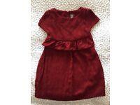 Zara dress age 5-6