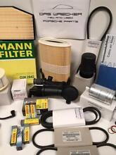 PORSCHE SERVICE SPARES  FILTERS, BELTS, PLUGS 986,987,993,996 ALL Salisbury South Salisbury Area Preview
