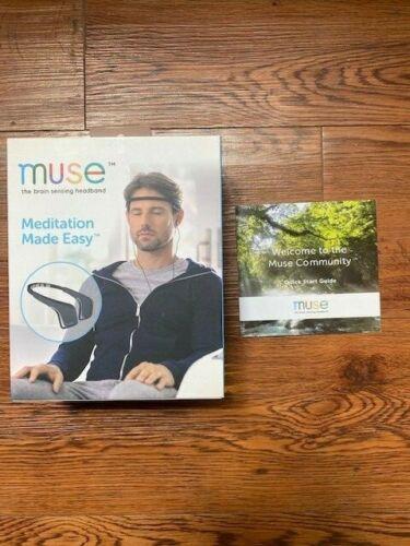 Muse Meditation Headband: Brain Sensing Headband