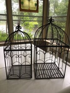 Wedding Decor - Bird Cages