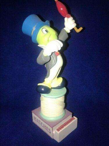 Disney Jiminy Cricket Figure RETIRED Please READ