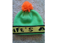 Life's a Beach brand NEW hat