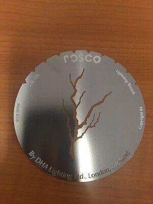 Rosco DHA639 Metal Gobo Matrix für Martin PAL Scanner
