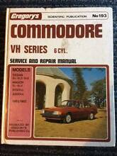 Holden COMMODORE VH 6cyl service/repair manual Kenmore Brisbane North West Preview