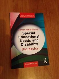 Special Educational Needs and Disability - The Basics