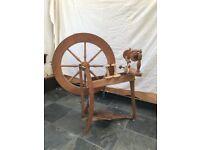 Spinning Wheel plus spare reels