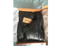 Brand New Hercules 940 Durable Safety Steel Toe Cap Work Boots.