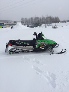 2010 Arctic Cat Crossfire 800 EFi Like New