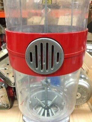 Vintage Beaver Talking Vending Machine Gumball Toy Candy Bulk Vendor Nostalgia