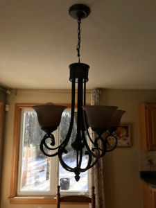 Kitchen Island and Dining Table Lights
