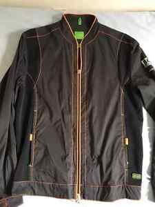 Hugo Boss Green - McLaren summer jacket