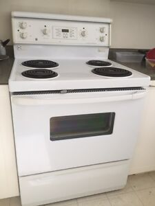 GE Stove with Oven for SALE!!